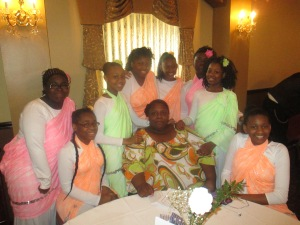 My Group of Sistahs & their Choreographer.  (Sistahs N Christ.) jonnaechantele photography